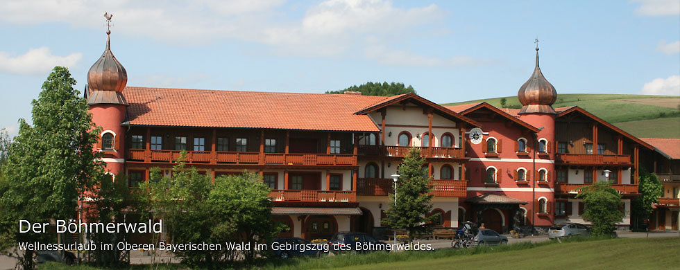Hotel Böhmerwald in Warzenried